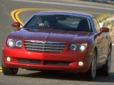 Спирачен барабан CHRYSLER CROSSFIRE