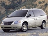 Накладки CHRYSLER TOWN COUNTRY