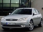 Ford Mondeo MK - UK