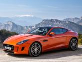 Клаксон Jaguar F-Type