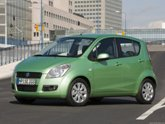 Датчик ABS Suzuki Splash