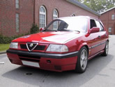Датчик ABS Alfa Romeo 33 (907A) Sedan