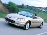 CHRYSLER SEBRING Cabrio JR