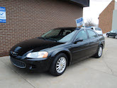 CHRYSLER SEBRING Sedan JR