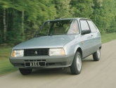 Citroen Axel Hatchback
