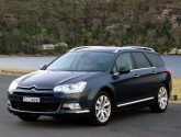 Накладки Citroen C5 TD Break