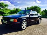 Ford Escort 6 Convertible (all)