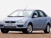 Ford Focus Saloon (dfw)