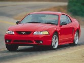 Ford Mustang Coupe 2004