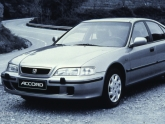 Накладки Honda Accord 5 Saloon (CC7,CD)