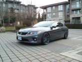Honda Accord 9 Coupe