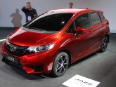 Honda Jazz Saloon