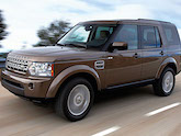 Land Rover Discovery 4 (LA)