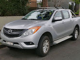 Mazda BT-50 Pickup (CD)
