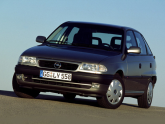 Opel Astra F Hatchback