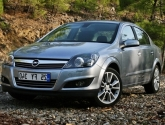 Opel Astra H Saloon