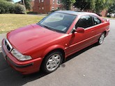 Rover 200 Coupe (XW)