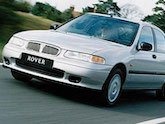 Rover 400 Hatchback (RT)