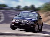 Rover 75 Saloon (RJ)