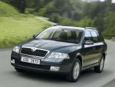Накладки Skoda Octavia Estate (1Z5)