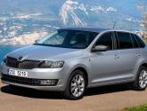 Skoda Rapid Spaceback (NH1)