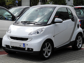 Smart Fortwo Coupe (450)