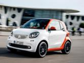 Smart Fortwo Coupe (453)