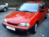 Спирачен барабан Subaru Justy 2 (JMA,MS)