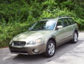 Амортисьорна сфера за Subaru Outback Wagon (BL,BP)