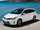 Накладки Toyota Auris Touring Sports (ade18, zwe18, zre18)