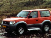 Toyota Land Cruiser 90 (J9)