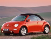 VW Beetle Convertible (1Y7)