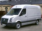 Накладки VW Crafter 30-50 box (2E)