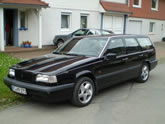 Накладки за Volvo 850 Station Wagon (LW)
