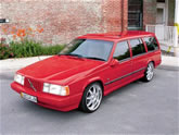 Volvo 940 Estate (945)