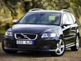 Накладки Volvo V50 Estate (MW)